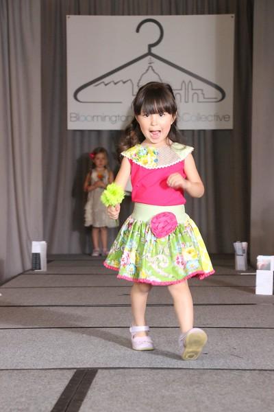 Bloomington Fashion Collective Fashion Show (June 2015)