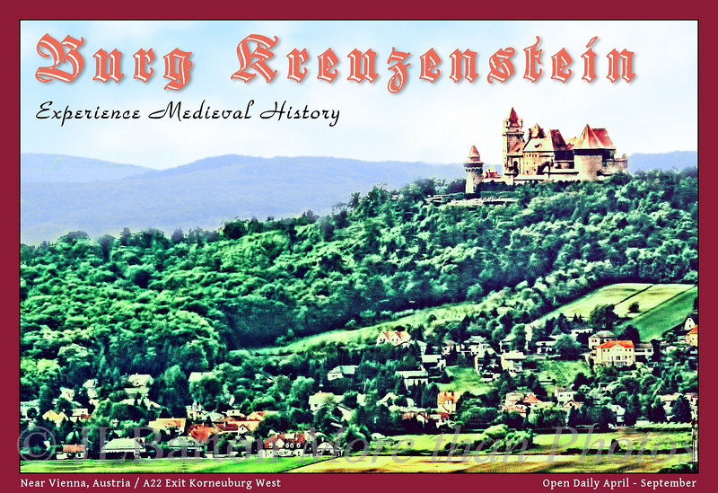Burg Kreuzenstein