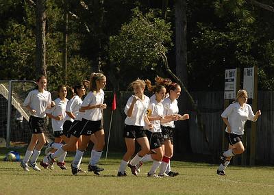 Soccer Palm Harbor 1/27/07