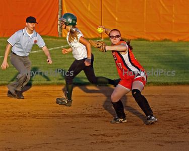 Softball - South County 4/17/09