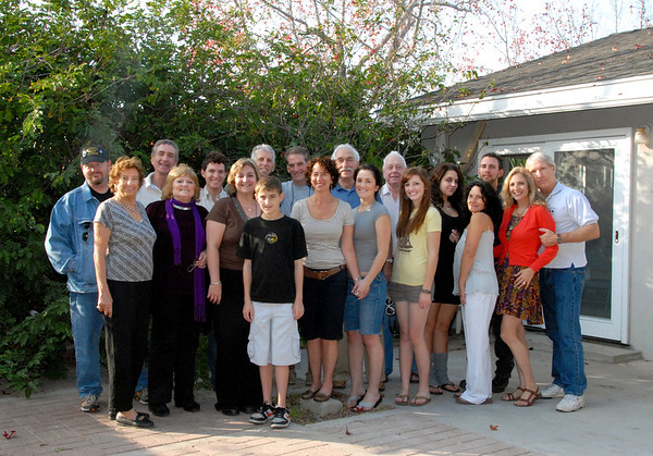 Thanksgiving Reunion 2007