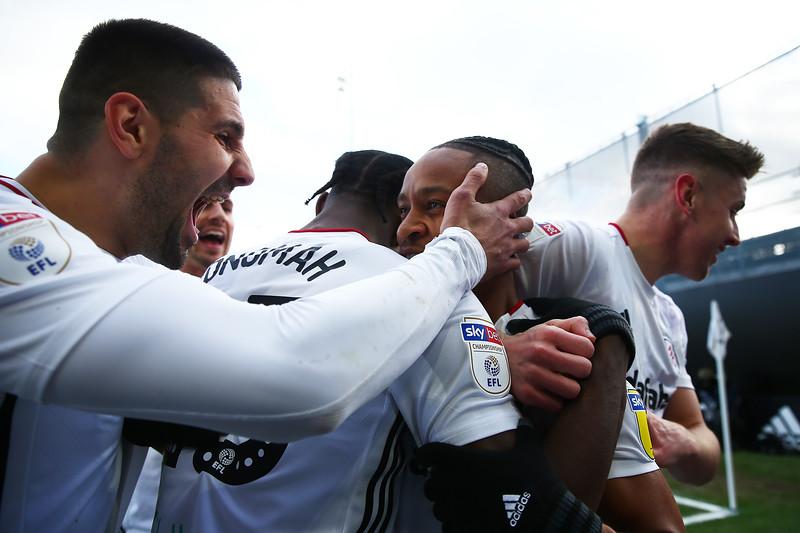Fulham v Huddersfield Town - Sky Bet Championship