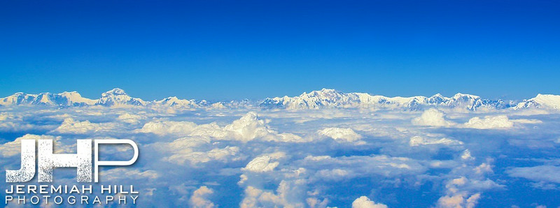 """""""Himalayan Mindscape"""", Above The Clouds, Nepal, 2007 Print IND31106-216"""
