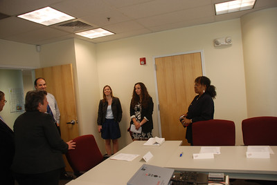 LT. Gov Tim Murray visit to JOBNET Office