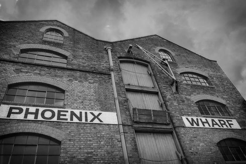 Phoenix Wharf, Wapping High Street