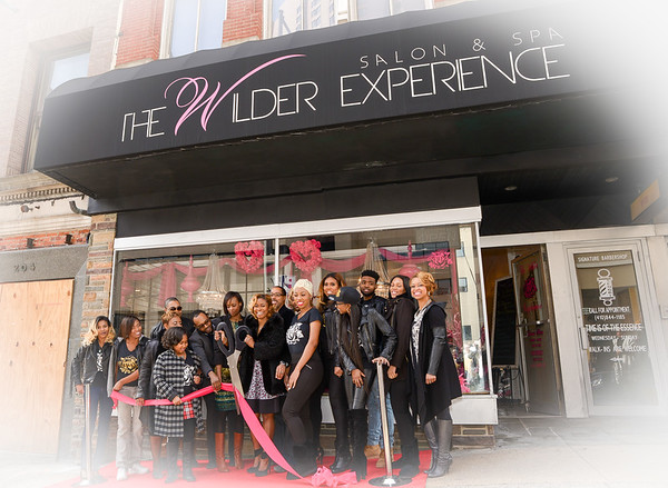 The Wilder Experience Salon & Spa Grand Opening