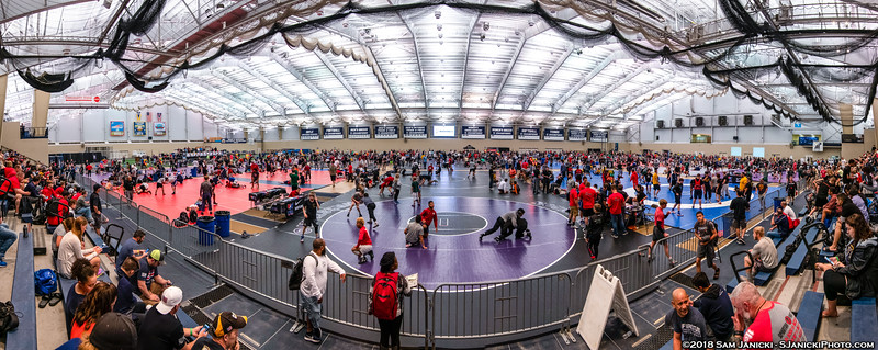 2018 UWW Cadet & U23 Nationals