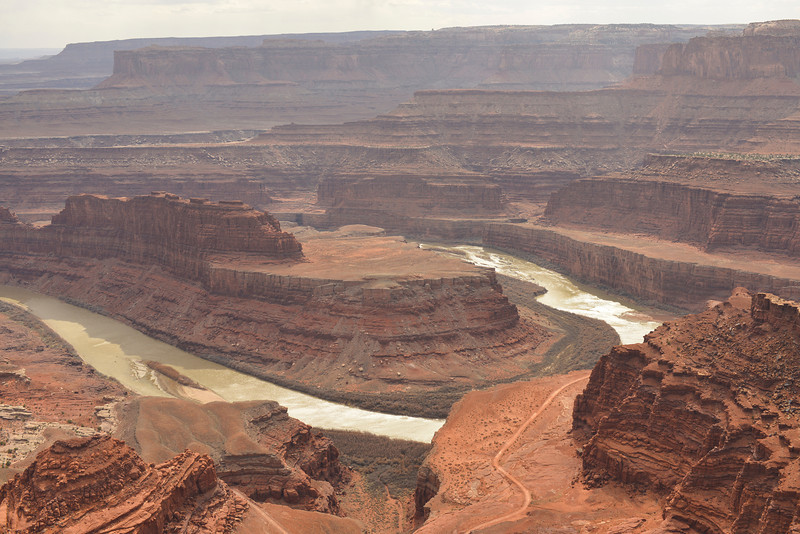 Dead Horse Point.  Dead Horse Point State Park
