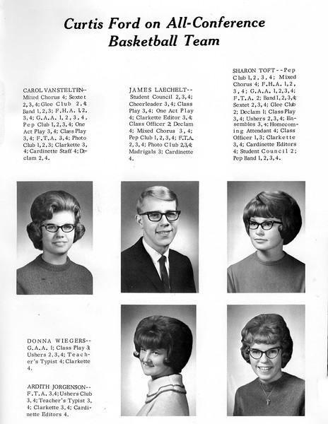 Clarkfield HS Class of 1965