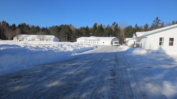 Camp d'hiver - 6 au 8 mars