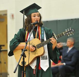 Tongue River High School 2018 Graduation