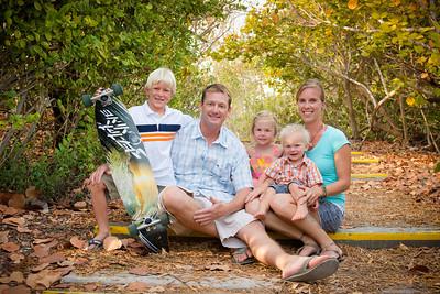 Amanda Harbinson family