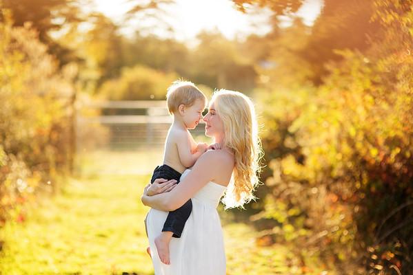 Yvonne & Graeme {Maternity}