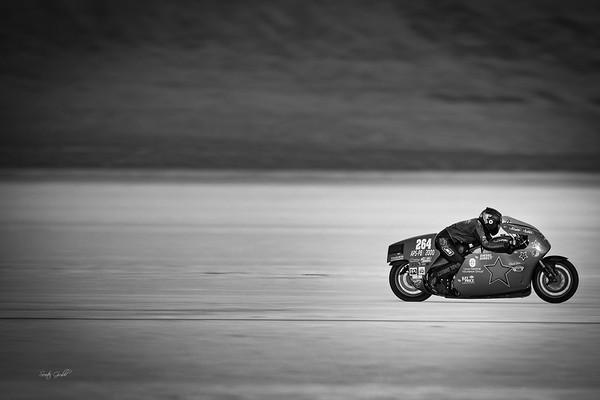 2017 Bonneville Motorcycle Speed Trials