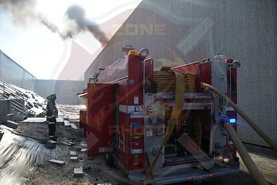 East Farmingdale Fire Co.  Working General Alarm  Carolyn Blvd.  1/31/19