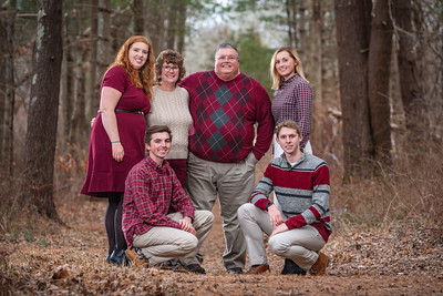 Roberts Family 12/19