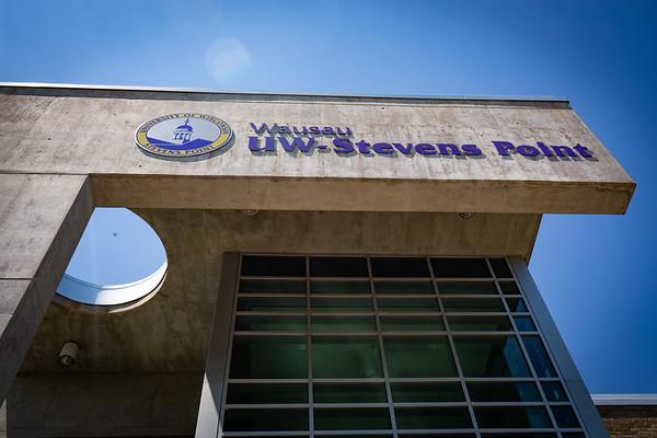 UWSP Marshfield & Wausau Exteriors