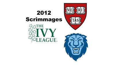 2012 Ivy League Scrimmages