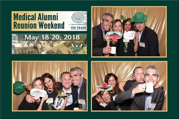 Wayne State  Medical Alumni Reunion 2018