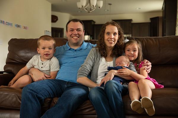 Fritz family photos 2020