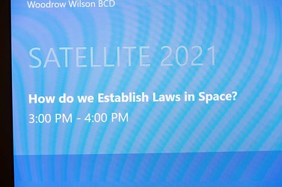 How Do We Establish Laws In Space