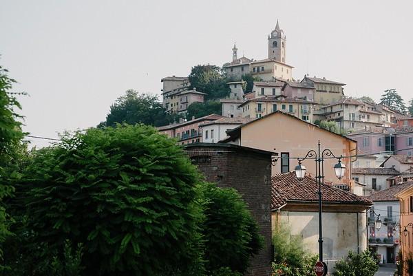Monforte d'Alba Italy