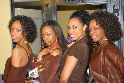Power 103.5 Chocolate Experience Party 2010 - 2011
