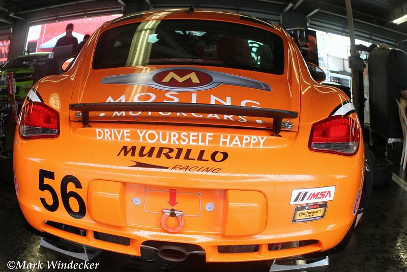 ST-Murillo Racing/Porsche Cayman
