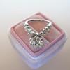 1.59ct Round Brilliant Diamond Ring GIA J SI1 21