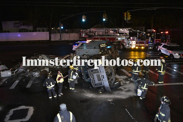 HICKSVILLE FD OT WEST OLD COUNTRY RD 4-27-2020