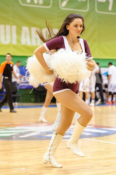 Cheerleading: Alina Parvu