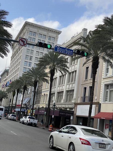 February - New Orleans