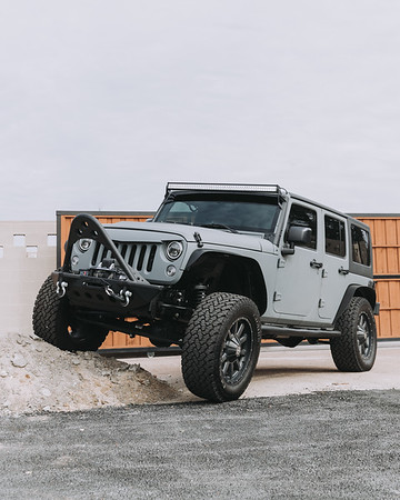 03-04-19 Truck and Jeep