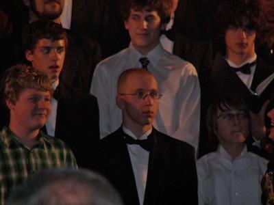 2007-12 Jeremy's Choir Concert