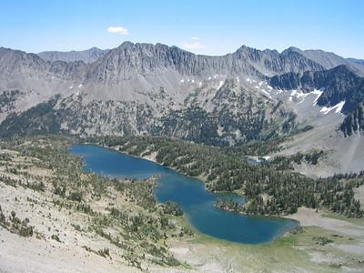 2003: July: Crazy Mountains, Montana