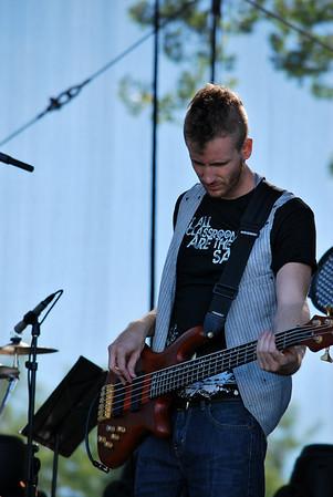 Lucas Hoge Concert 2012