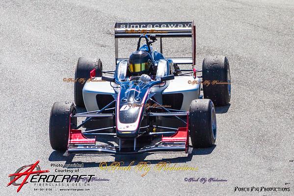 Mazda Speedway Race Cars Aerocraft Fiberglass and Design