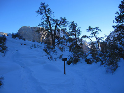Scouts Lookout and More, Zion N.P. UT - 12/10/2013