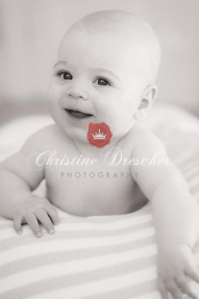 Charlie's baby photoshoot
