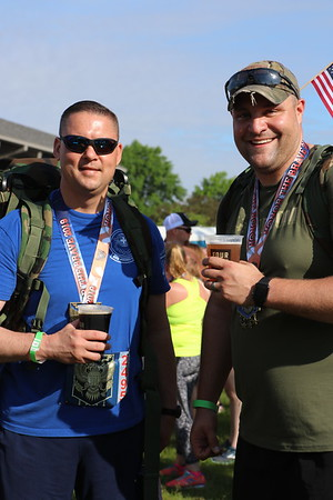 2019 Honor the Brave 5K Indiana