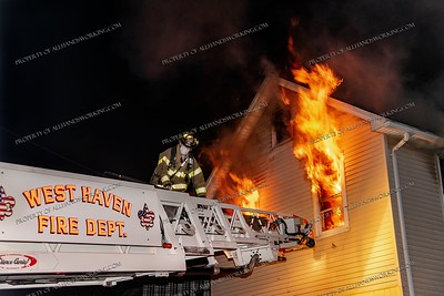 2nd Alarm Dwelling Fire - 255 Campbell Ave, West Haven, CT - 3/19/21