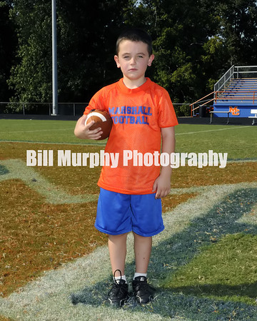 Marshall County Flag Football South #2 Team, Coaches Wes Lindsey, Josh Ross, Troy Conner, & Robbie Robertson, September 7, 2013