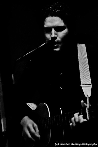 Musician Gabe Gandzjuk 2011