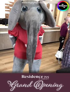 Grand opening for the Residence Inn