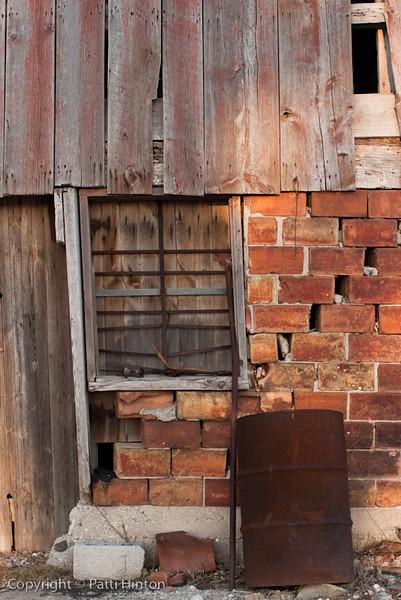 Old Barn at Twilight