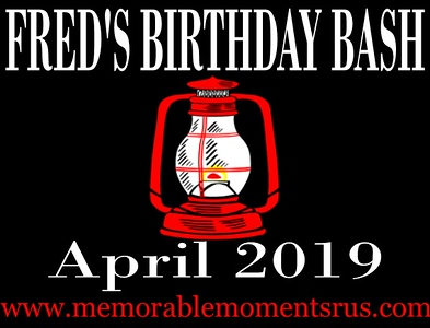 Fred's Birthday Bash