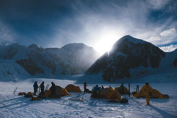 Snowboarder Magazine - Riding Denali