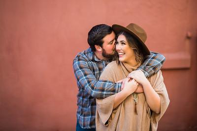 Rachel & Paul Engagement Portraits
