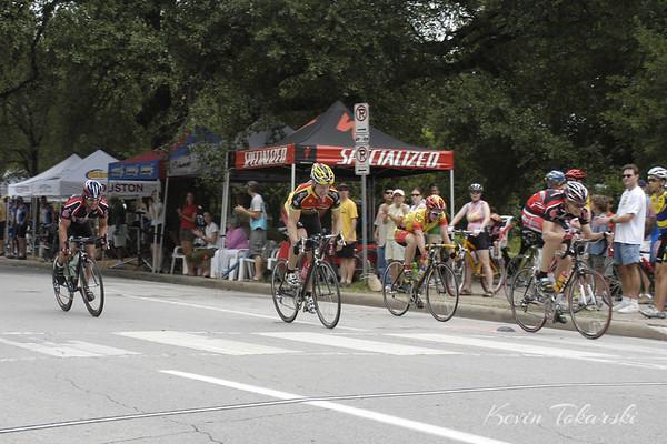 Houston Grand Criterium, May 14, 2006 - Masters 35+