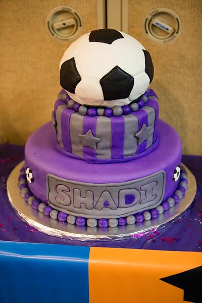 Shadi Jawad Graduation Party